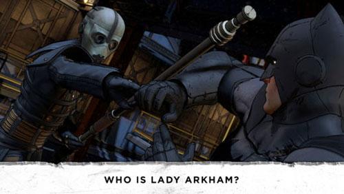 لعبة Batman سلسلة قصصية ممتعة