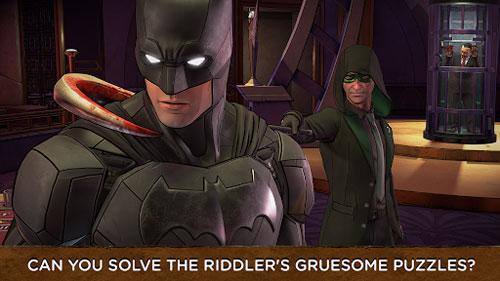 لعبة Batman: The Enemy Within المميزة متاحة للأندرويد