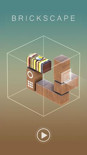 لعبة Brickscape لمحبي الألغاز والتحديات الهندسية