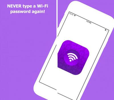 تطبيق WiFi Pal لمشاركة كلمة مرور الواي فاي