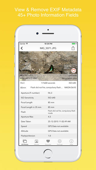 تطبيق Fluntro للتحكم في محتوى الصور