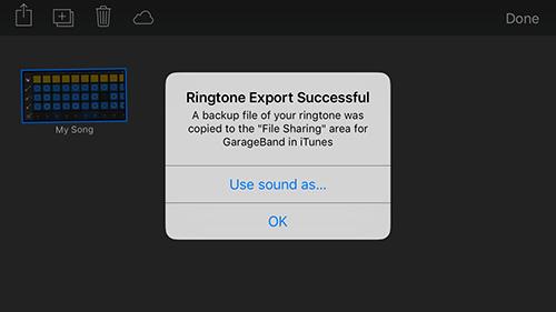 اصنع نغمتك الخاصة عبر تطبيق GarageBand