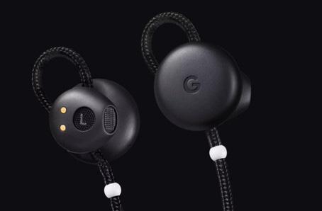 جوجل سماعات لاسلكية باسم Pixel Buds بسعر يبدأ من 170$
