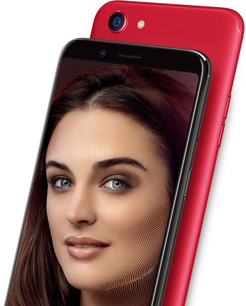 الإعلان رسمياً عن هاتف Oppo F5 بكاميرا أمامية مميزة - المواصفات الكاملة و السعر !