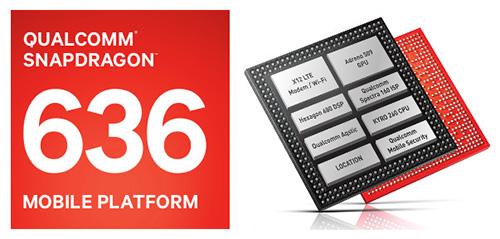 كوالكم تكشف عن معالج Snapdragon 636 بتقنية 14 نانومتر!