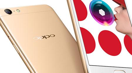 صورة شركة Oppo تعلن رسميا عن هاتفها F3 Lite بمزايا منخفضة