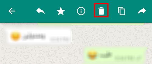 أندرويد : كيفية حذف رسالة واتس آب بعد إرسالها (1)