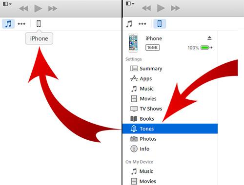 دليلك الشامل لكيفية تغيير نغمة الآيفون عبر الآيتونز