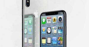 تصميم تخيلي - يظهر الأيفون X بنظام iOS 6