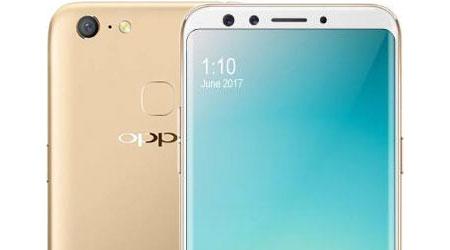 صورة رصد هاتف Oppo F5 بشاشة كبيرة ومزايا تقنية عالية