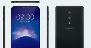 تسريب صور هاتف Vivo Xplay7 أول هاتف مع بصمة مدمجة في الشاشة