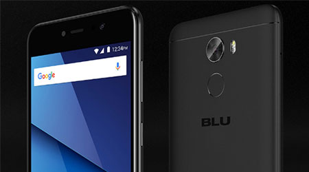 الإعلان عن هاتف BLU Vivo 8L بكاميرا سيلفي أمامية بدقة 20 ميجابكسل!