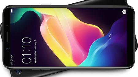 الإعلان رسميا عن هاتف Oppo F5 مع شاشة كاملة وكاميرا 20 ميجابيكسل