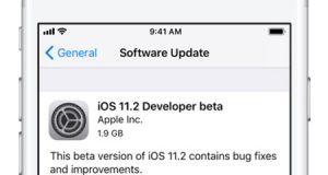 أبل تقوم بإطلاق الإصدار التجريبي iOS 11.2 للأيفون والأيباد - ما الجديد ؟