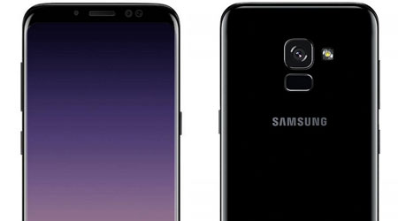 هاتف جالكسي A7 نسخة 2018 سيحمل رام سعة 6 جيجا