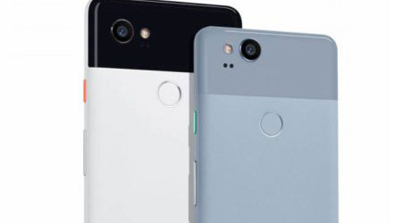 بالصور ، أداء كاميرا هواتف جوجل بكسل 2 و بكسل 2 XL الجديدة !