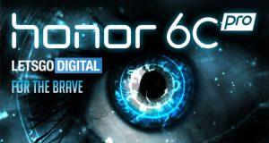 جهاز Honor 6C Pro جديد قادم من شركة هواوي قريبا