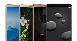 رسمياً - سلسلة هواتف Huawei Mate 10 - المواصفات الكاملة ، المميزات ، الأسعار !