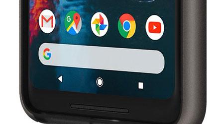 تسريب صور واضحة لهاتف جوجل بيكسل 2 XL - شاشة كاملة !