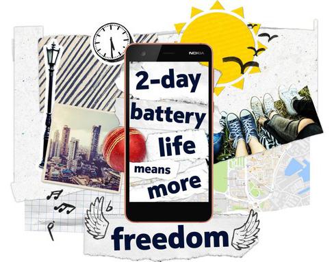 الإعلان رسمياً عن هاتف Nokia 2 بسعر منخفض !