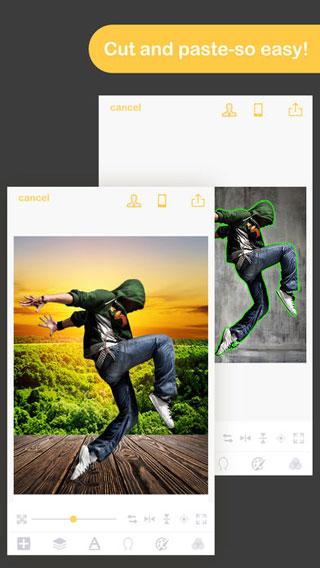 تطبيق Pro KnockOut للتحكم وتحرير خلفيات الصور مع كل المزايا