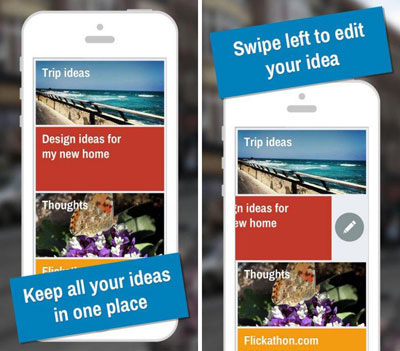 تطبيق IDEAZ لتسجيل وإدارة أفكارك