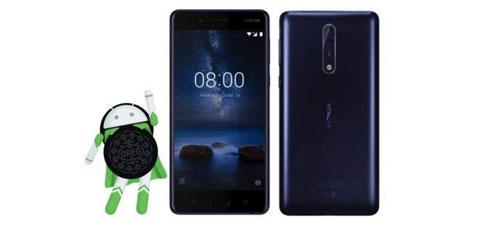 هاتف Nokia 8 يبدأ بالحصول على الأندرويد 8.0 رسميا