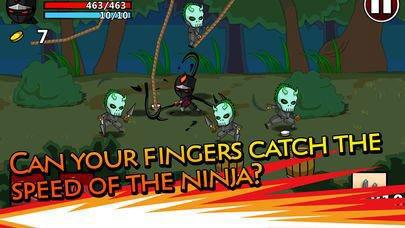 لعبة Ninjas لمحاربة النينجا الأشرار