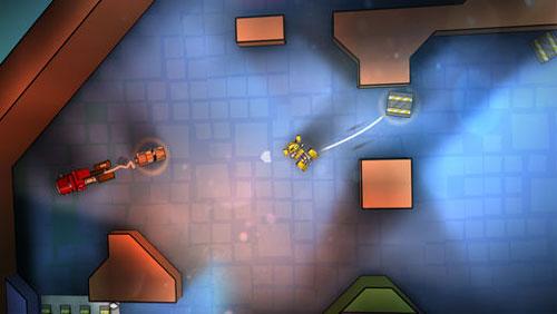لعبة Tile Rider ممتعة في قالب الألغاز