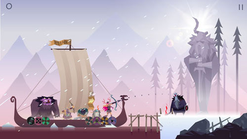 لعبة Vikings عش حياتك الفايكينغ