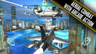 لعبة Flying Benjamins HD لقيادة الطائرات الحربية
