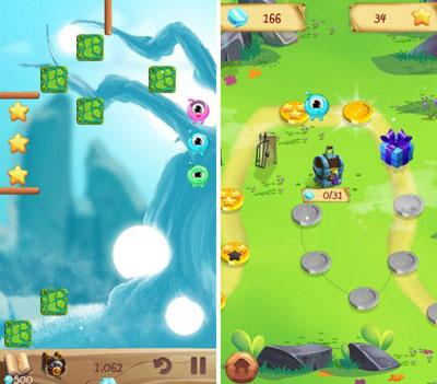 لعبة Lumens World! لكثير من ألغاز التحدي