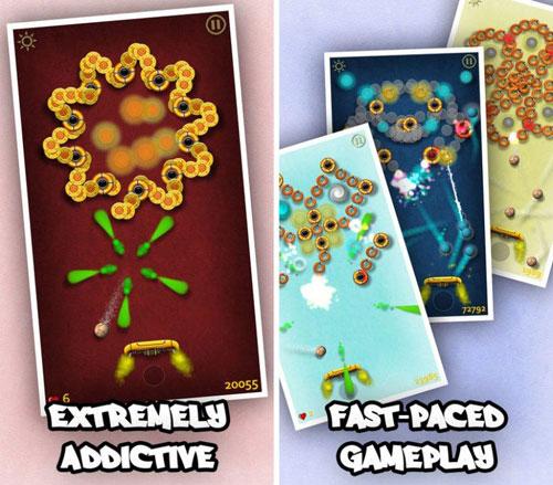 لعبة Jet Ball Arkanoid من الألعاب الكلاسيكية المميزة