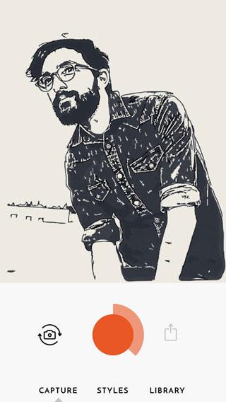 تطبيق Olli by Tinrocket لتحويل صورك لرسوم زيتية