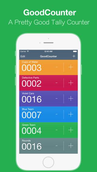 تطبيق GoodCounter مؤقت لإدارة الوقت