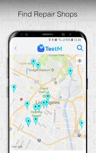 تطبيق TestM لمعرفة حالة الهواتف المستعملة قبل البيع أو الشراء !