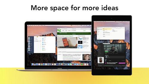 تطبيق iDisplay لعرض محتوى حاسوبك على جهازك الأندرويد