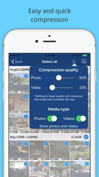 تطبيق Photo Cleaner لتنظيف ألبوم صورك