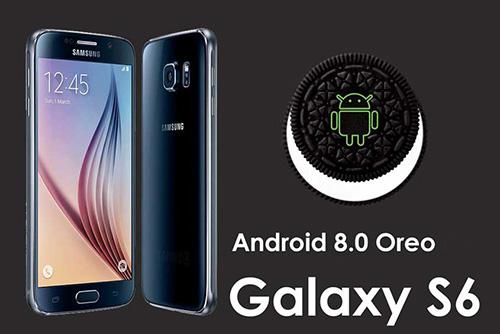 هواتف Samsung Galaxy S6 ستحصل على تحديث Android 8 Oreo !