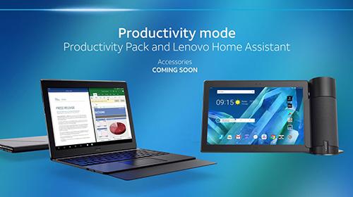 الإعلان رسمياً عن الجهاز اللوحي Lenovo Moto Tab بشاشة 10 إنش !