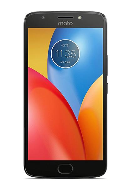 هاتف Motorola Moto E Plus إصدار 2017 (سعة 16 جيجابايت)