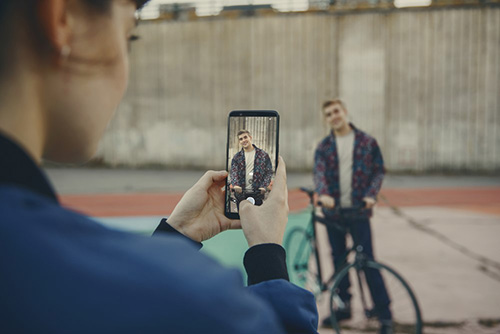 هاتف OnePlus 5T : الكاميرا