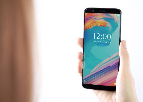 هاتف OnePlus 5T : نظام التشغيل