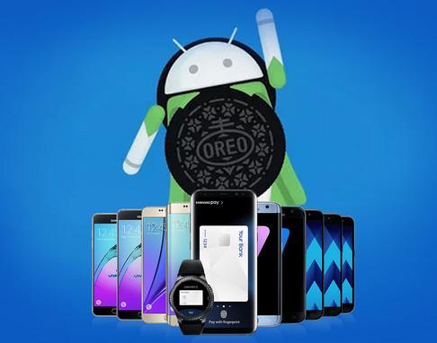 تسريبات - قائمة بأسماء هواتف سامسونج التي سيصلها تحديث Android Oreo