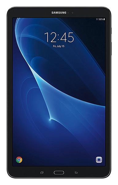 الجهاز اللوحي Samsung Galaxy Tab A (سعة 16 جيجابايت / 10 بوصة)