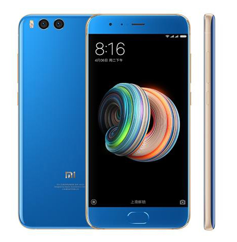 هاتف Xiaomi Mi Note 3 - نسخة أرخص بذاكرة عشوائية 4 جيجابايت!