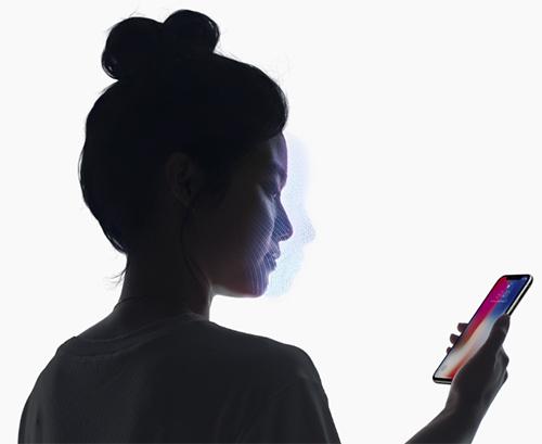 تقنية Face ID