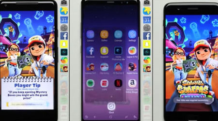 Photo of فيديو – تحدي السرعة بين جالاكسي نوت 8 و OnePlus 5 و بيكسل 2 XL