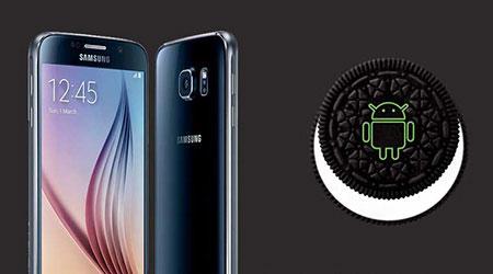 صورة خبر سار – هواتف سامسونج جالكسي S6 ستحصل على تحديث اندرويد 8 Oreo !