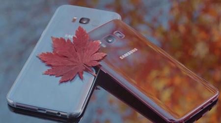 Photo of سامسونج تطلق النسخة الحمراء من هاتف جالكسي S8 ، و إليك الصور !